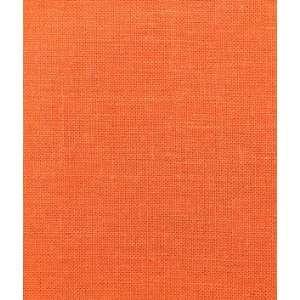 Orange Irish Linen Fabric: Arts, Crafts & Sewing