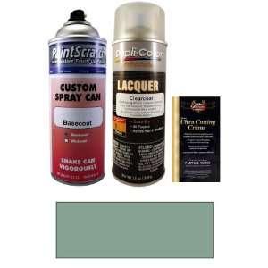 12.5 Oz. Jade Green Metallic Spray Can Paint Kit for 2002 Kia Sportage