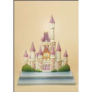 Jim Shore, Disney Princess Castle DIsplay Base