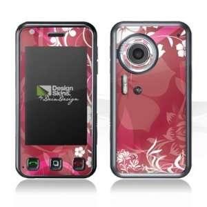 Design Skins for LG Renoir KC910   Pink Flower Design