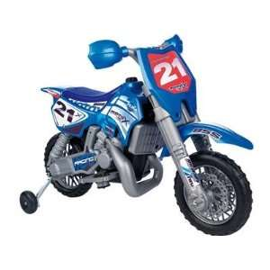 MotoX 6v Dirt Bike Toys & Games