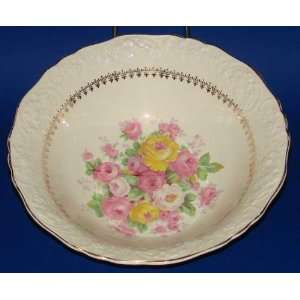 Knowles China Vegetable Serving Bowl Vintage American Dinnerware