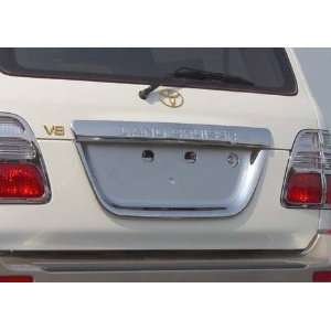 Rear License Frame, for the 2005 Toyota Land Cruiser Automotive