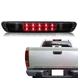 Chevy Colorado Smoked Housing LED Third Brake / Stop Light Automotive