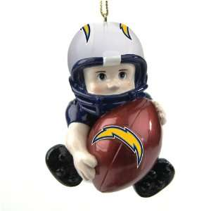 Pack of 8 NFL San Diego Chargers Lil Fan Football Player