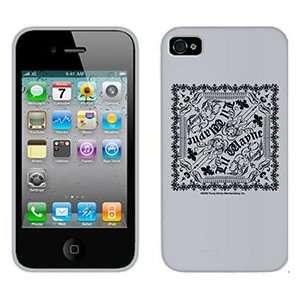 Lil Wayne Bandana on Verizon iPhone 4 Case by Coveroo