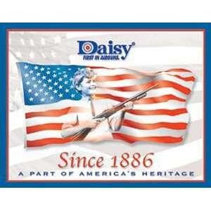 Outdoor Daisy Guns Red Ryder Metal Tin Sign Since 1886