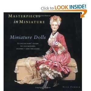 Masterpieces in Miniature, Book 1 Minature Dolls