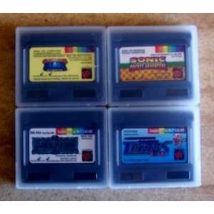 4 New Neo Geo Pocket Color Games Card Fighters Clash,sonic