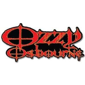 Ozzy Osbourne NEW car bumper sticker decal 5 x 3