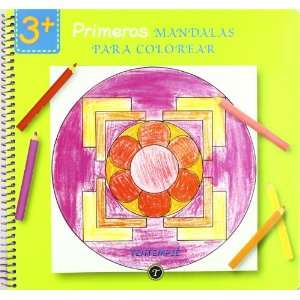 PRIMEROS MANDALAS PARA COLOREAR (9789501650020): RESS