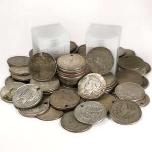 Morgan / Peace Silver Dollar (Worse Than Cull) Toys
