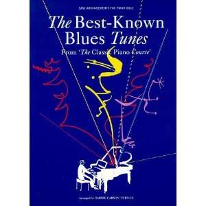 Classic Piano Course The Best Known Blues Tunes