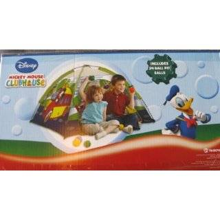 ... Mickey Mouse Clubhouse Ball Pit Tent by Disney ...  sc 1 st  PopScreen & Mickey Mouse Clubhouse Ball Pit Tent on PopScreen