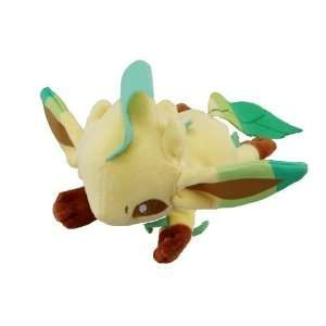 Pokemon Diamond and Pearl 4 Mini Plush   Leafeon: Toys