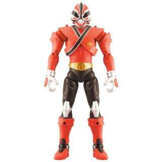Power Rangers Samurai Warrior Mode Red 10 Battlized Figure  Toys
