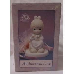 Precious Moments A Universal Love Porcelain Figurine