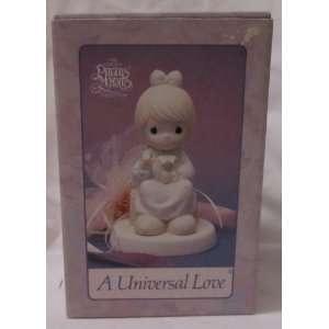 Precious Moments A Universal Love Porcelain Figurine