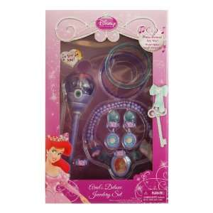 Disney Princess Royal Ariel Deluxe Jewelry Set Toys