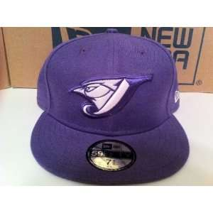 Toronto Blue Jays Authentic Purple Hat 7 5/8