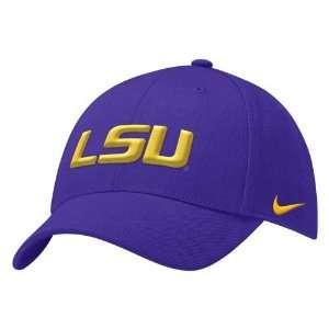 Nike LSU Tigers Purple Wool Classic Hat