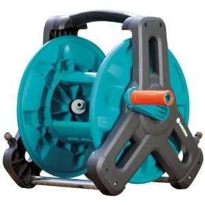 Gardena 2600 164 Foot Portable Garden Hose Reel Patio, Lawn & Garden