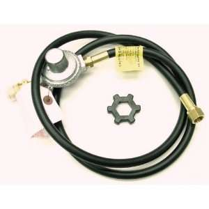 Mr. Heater 5 PROPANE HOSE/REGULATOR ASSEMBLY, P.O.L. and hand wheel x