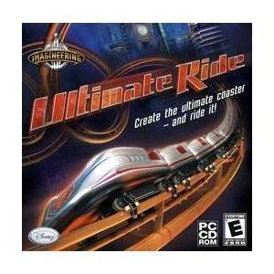 ULTIMATE RIDE   CREATE ROLLER COASTER: Software