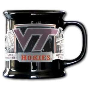 Virginia Tech Hokies VIP Coffee Mug Sports & Outdoors