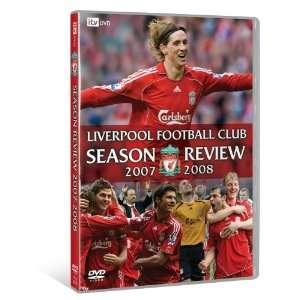 Liverpool   Season Review 2007/2008 [All Region DVD] Movies & TV