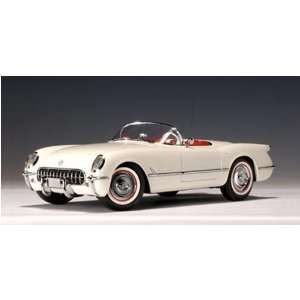 1953 Chevrolet Corvette diecast model car 1:18 scale die