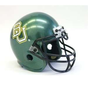 Baylor Bears Schutt Mini Junior Helmet   Alternate Green