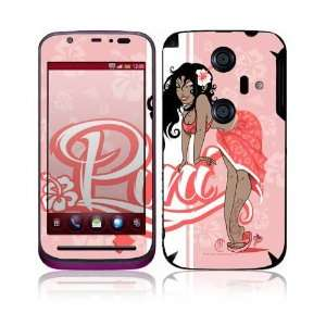 Design Protective Skin Decal Sticker for Sharp Aquos IS12SH Cell Phone