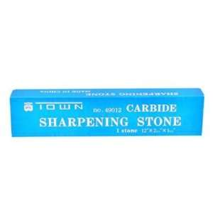 Silicon Carbide Sharpening Stone With Fine/Coarse Sides   12 X 2.5