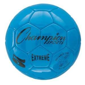 Sports Extreme Series Size 3 Soccer Ball   Blue