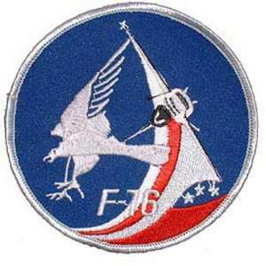 U.S. Air Force F 16 Fighting Falcons Patch 3 Patio, Lawn