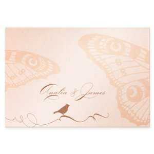 Flora Fauna Thank You Notes Office Products