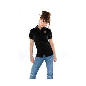 San Francisco Giants Womens Ruffle Blouse touch by Alyssa