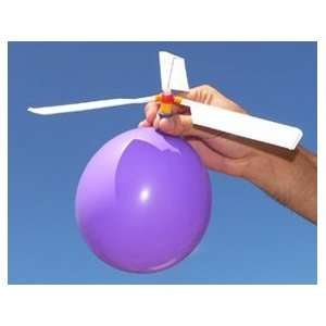 helicopter/balloon toy/children toy/self combined balloon helicopter