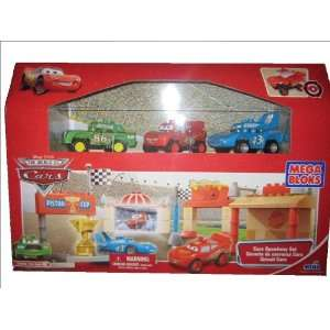 Mega Bloks 7775 Disney Cars Speedway Set Toys & Games