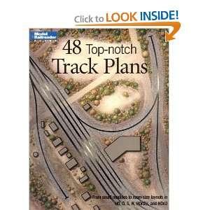 48 op Noch rack Plans (Model Railroader) (9780890241905