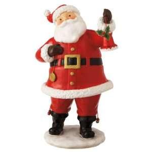 Large Traditional Santa Table Top Figurine 16.25