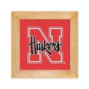 Home Décor University of Nebraska Huskers Trivet   Wall