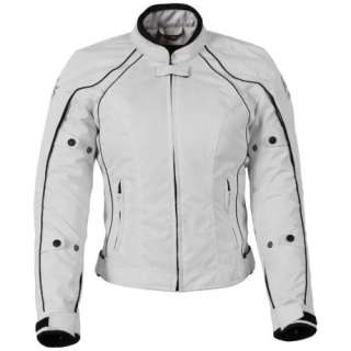Jacket (Black / White / Silver)   Frontiercycle (Free U.S. Shipping