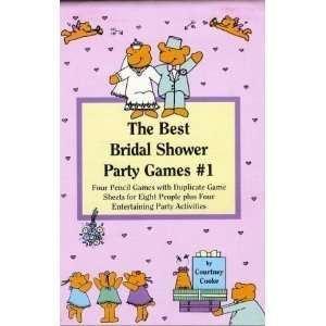 The Best Bridal Shower Party Games #1 (9780881662689