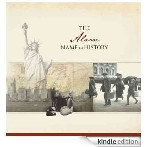 The Alam Name in History: Ancestry  Kindle Store