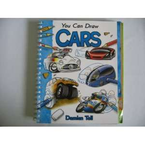 You Can Draw Cars, Cartoon Characters, Insects, Sea