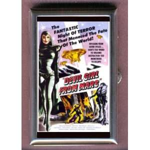 DEVIL GIRL FROM MARS 54 POSTER Coin, Mint or Pill Box