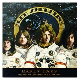 Early Days: The Best of Led Zeppelin, Vol. 1 [Vinyl]: Led