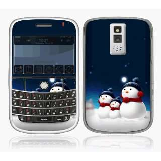 BlackBerry Bold 9000 Skin   Blue Star~ Decal Sticker